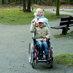 Uit rolstoel, rolstoel niet meer nodig